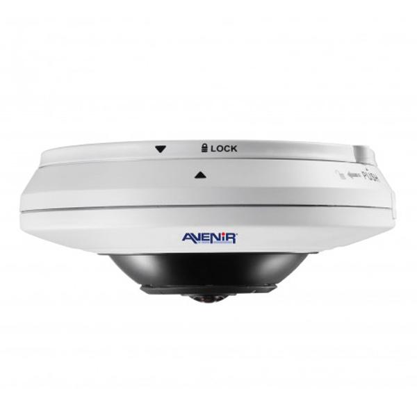 Avenir Balık Gözü Dome Kamera