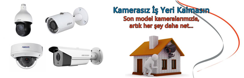 Güvenlik Kameraları, dome kameralar, speed dome kameralar, box kameralar, ip kameralar