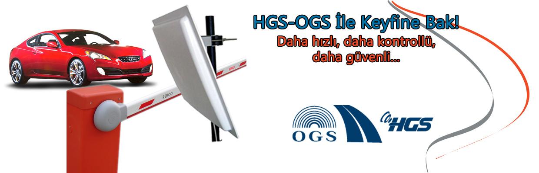 HGS-OGS Geçiş Sistemleri